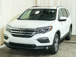 2016 Honda Pilot EX-L Navi AWD w/ Navigation, Leather, Sunroof,
