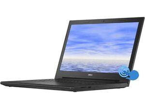 """DELL Notebook i3542-6001BK 15.6"""" Intel Celeron 1.40GHz 500GB HDD 4GB-Free Shipping"""