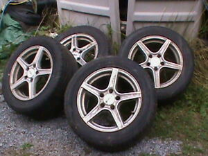 94 trans am tires and rims