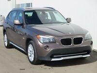 2012 BMW X1 Turbo Loaded Sunroof! All Approved! Low Payments!