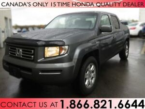 2007 Honda Ridgeline EX-L | NO ACCIDENTS | LOW PRICE