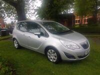 Vauxhall Meriva 1.3cdti