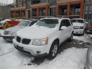 2007 PONTIAC AWD TORRENT