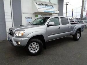 2015 Toyota Tacoma TRD Sport Premium, Double Cab, Nav, Leather