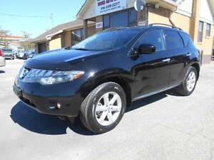 2009 NISSAN Murano SL AWD 3.5L V6 Panoramic Sunroof 197,000KMs