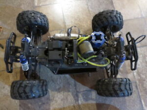 RTR Redcat caldera 3.0 nitro rc truck with OS18  F/S or trade