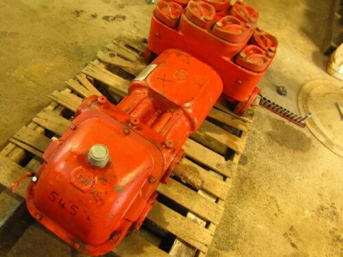 New Wheatley 545 Duplex piston pump