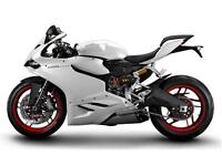 2015 Ducati 899 Panigale (ABS)