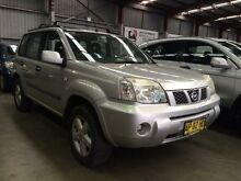 2007 Nissan X-Trail T30 MY06 ST-S X-Treme (4x4) Silver 5 Speed Manual Wagon Macquarie Hills Lake Macquarie Area Preview