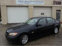 2006 BMW 3 Series 325xi-6 SPEED-SUNROOF-LEATHER-LOADED-ALLOYS