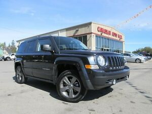 2015 Jeep Patriot 4X4 HIGH ALT, LEATHER, ROOF, 29K!