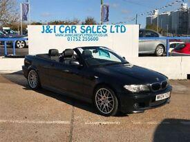BMW 3 SERIES 2.0 318CI SPORT 2d 141 BHP (black) 2004