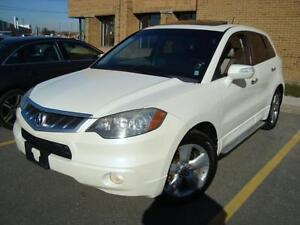 """2008 Acura RDX TECH PACKAGE """"NAVI""""""""RUNNING BOARD""""""""LEATHER & ROOF"""