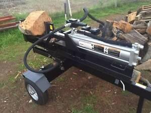 log splitters 30 ton 6.5 hp heavy duty Smeaton Hepburn Area Preview