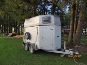 Two Horse Bumper Trailer (light weight) 2014 Stratford Kitchener Area image 2