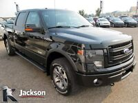 2013 Ford F-150 FX4- NAV, Heated/Ventilated Seats