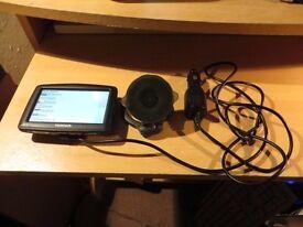 TomTom XL Classic Black GPS