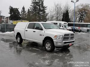 2012 DODGE RAM 2500 SLT CREW CAB SHORT BOX 4X4 **HEMI**