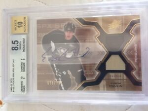 Tons of Graded Beckett, GMA ,KSA NHL cards prices below West Island Greater Montréal image 4