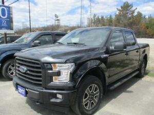 """2017 Ford F-150 4WD SuperCrew 145"""" X"""