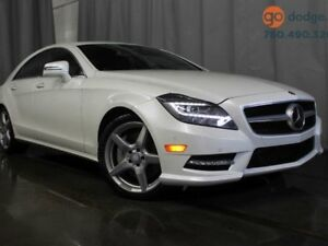 2014 Mercedes-Benz CLS-Class CLS 550 All Wheel Drive 4MATIC