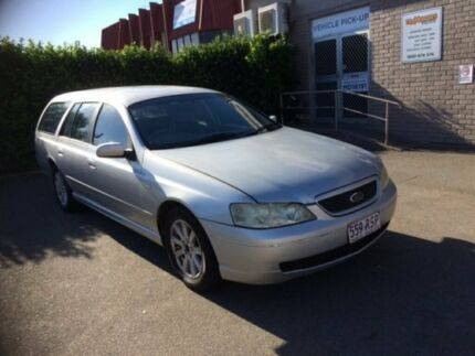 Ford Falcon Wagon - Perfect for Backpacker, with Warranties St James Victoria Park Area Preview