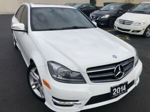 2014 Mercedes-Benz C-Class C 300-Navigation/Sunroof/Fully Loaded