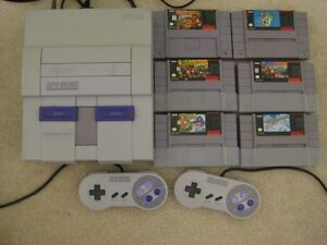 Looking for SNES Games