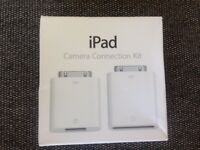 ipad Camera Connection Kit (Genuine Apple product) MC531ZM/A