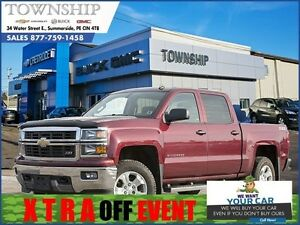 2014 Chevrolet Silverado 1500 LT - $16/Day