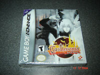 CASTLEVANIA ARIA OF SORROW GAMEBOY ADVANCE COMPLET