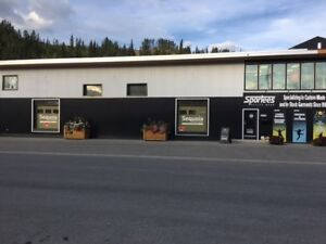 Commercial Space for Rent, Downtown Whitehorse