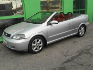 2003 Holden Astra TS Convertible Silver 4 Speed Automatic Convertible Nailsworth Prospect Area Preview