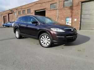 2008 Mazda CX-9 GS(VUS+TOIT+ 4x4 +7PASSAGERS+GR ELECT+BLUETOOTH)