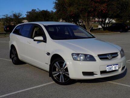 2010 Holden Commodore VE MY10 Omega Sportwagon White 6 Speed Sports Automatic Wagon Maddington Gosnells Area Preview