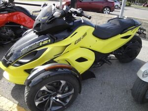 2014 Can-Am DEMO Spyder RS-S SM-5