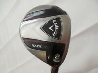 CALLAWAY RAZR FIT 3 WOOD WOOD. FANTASTIC