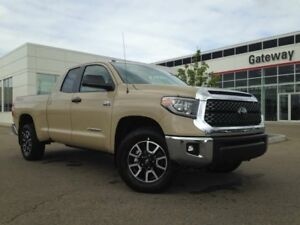 2018 Toyota Tundra TRD Offroad 4x4 Double Cab 145.7 in. WB