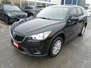 2014 Mazda CX-5 **ALLOY RIMS AND HEATED MIRRORS!** GX AWD