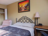 Clean & Furnished room to relax