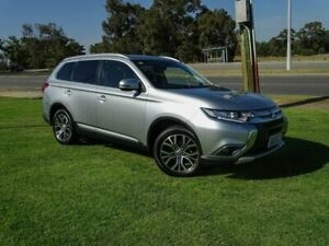 2018 Mitsubishi Outlander ZL MY18.5 LS AWD Grey 6 Speed Constant Variable Wagon Wangara Wanneroo Area Preview