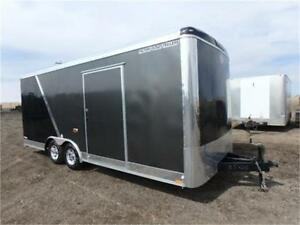 8.5 x 20 -*QUALIFIER*- Car Trailer by Forest River -* ALL IN *-