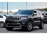 2014 Jeep Grand Cherokee Limited Cuir Toit Caméra Bluetooth