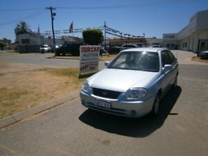 2004 Hyundai Accent 2 DOOR COUPE 3661 Blue Automatic Coupe Maddington Gosnells Area Preview