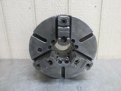 Skinner S-3012 Metal Lathe Chuck 12 Dia. 3 Jaw Self-centering Scroll D1-8 Mount