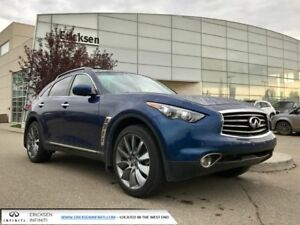 2012 Infiniti FX35 Limited Edition | NAV | BACKUP CAMERA | SUNRO