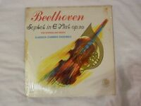 LP Vinyl Beethoven Septet in E Flat op.20