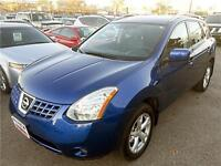 2008 Nissan Rogue SL 4X4,LEATHER,S-ROOF