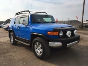 2007 Toyota FJ Cruiser-FREE OIL CHANGES! CALL NOW!