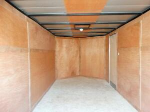 7x14 Enclosed trailer for $48.80 per payment! Kitchener / Waterloo Kitchener Area image 4